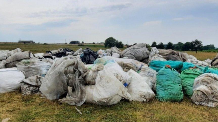 Informacja o naborze wniosków w ramach inwentaryzacji folii rolniczych oraz innych odpadów pochodzących z działalności rolniczej
