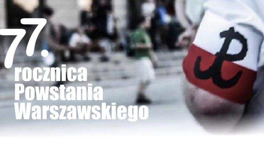 77 rocznica Powstania Warszawskiego