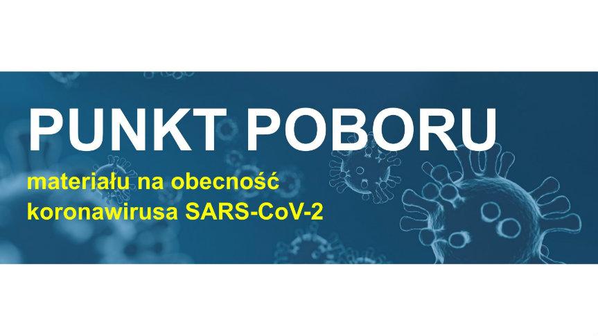 Wykaz punktów pobrań COVID-19 na terenie województwa pomorskiego
