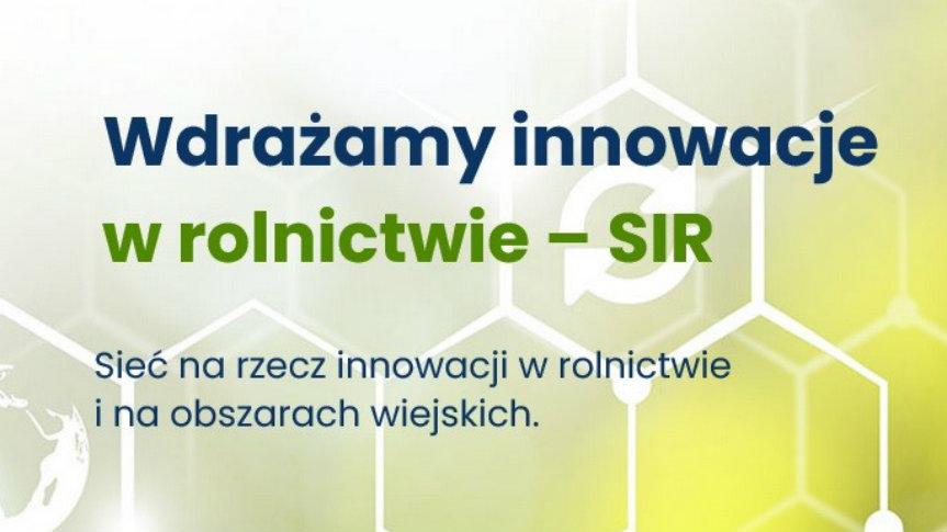 Wdrażamy innowacje w rolnictwie